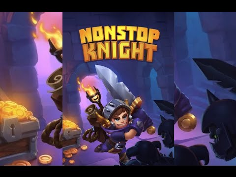 Dungeon Crawler Android / IOS Mobile Game – Nonstop Knight Review