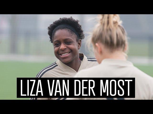 Resultado de imagen para Liza Van der Most,