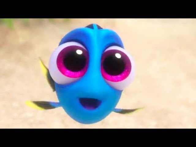 Finding Dory Adorable Clips | Disney