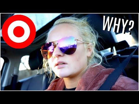 GETTING HIT ON BY A TARGET EMPLOYEE | vlogmas day 6