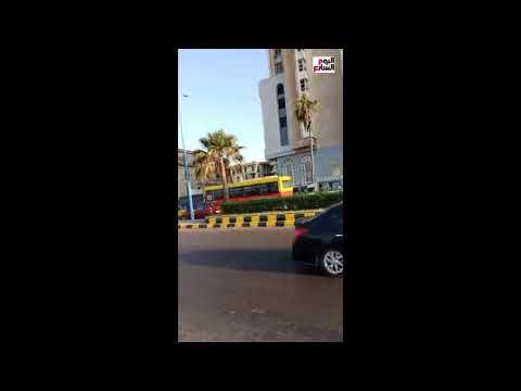 وصول أشرف السعد للإسكندرية لاستكمال اجراءات الفحص