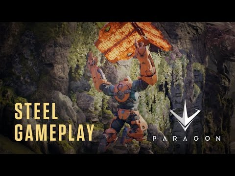 Paragon - Steel Gameplay Highlights (For Download)