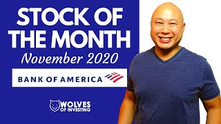 5 Reasons to Buy Bank Of America Stock Now! | BAC Stock Analysis 2020 | Stock of the Month