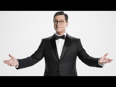 EXCLUSIVE: Stephen Colbert's Hilarious Emmy Promos Are Here -- Watch!
