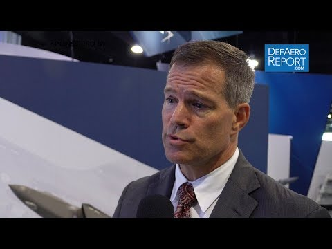 Defense & Aerospace Report: Lockheed Martin's Babione Shares F-35 Update at ASC17
