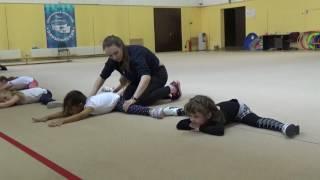 Офп, гимнастика, растяжка #шпагат поперечный #фигуристы дети #Мисс Кэти - гимнастка? Гимнастика.
