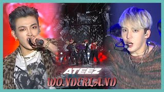 [HOT] ATEEZ   WONDERLAND, 에이티즈   WONDERLAND Show Music Core 20191019