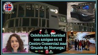 El Centro Comercial mas GRANDE de Noruega 🎅Kilo Norway   Vlog 132