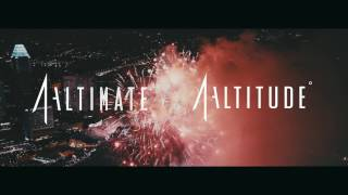 1Altitude celebrates NYE 2016 in Glitz Glamour  Gold
