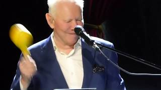 """Joe Jackson - """"Steppin' Out"""" & """"Got The Time"""" LIVE!  from The Shubert Theatre  Boston Mass  02.13.19"""