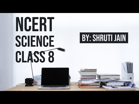 Class 8: Science (Chapter 3: SYNTHETIC FIBRES AND PLASTICS)