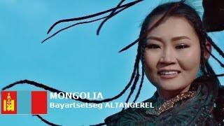 Bayartsetseg Altangerel Contestant from Mongolia for Miss World 2016 Introduction