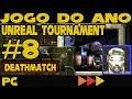 Unreal Tournament 99 Goty Playthrough 8 Jogo Do Ano 199