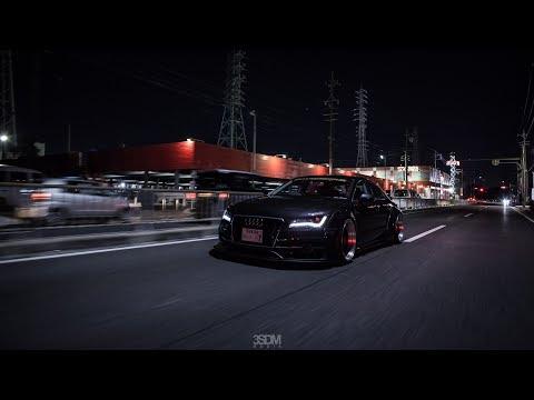 Liberty Walk Audi S7 | 3SDM Alloy Wheels