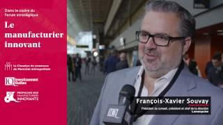 Forum sur le manufacturier innovant : Lumenpulse - Manufacturiers Innovants