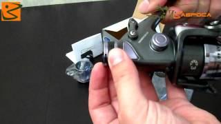 Катушка волжанка универсал с байтранером