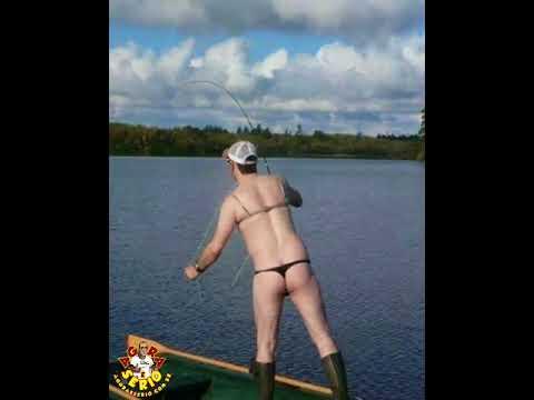 William do Rio Abaixo é Flagrado pescando sozinho na Represa Cachoeira do França