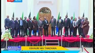 Africa Mashariki :Ushauri wa Tanzania sehemu ya pili 2017/07/22