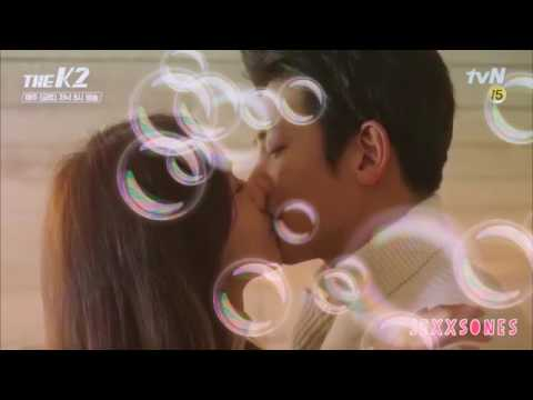 All kissing k drama the k2