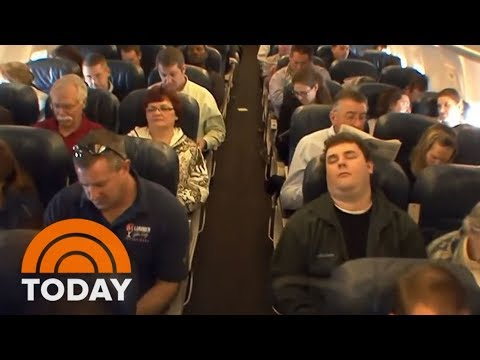 FAA Ordered To Review 'Incredible Shrinking Airline Seat' | TODAY