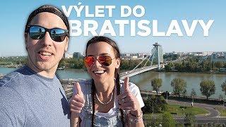Výlet do Bratislavy [ VLOG ]