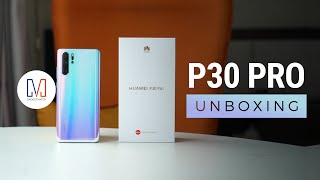 Huawei P30 Pro Unboxing & Impressions!