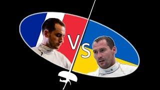 Match d'Escrime de coupe du monde commenté – FAVA vs NIKISHIN – Epée #1