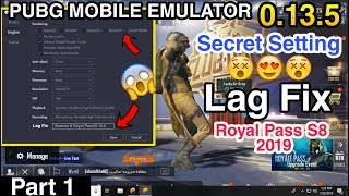 how to fix lag in pubg mobile official emulator - TH-Clip