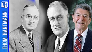 What FDR Truman & Reagan Can Teach Us About Healthcare