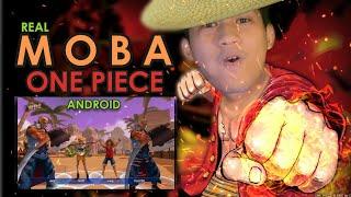 MOBA BARU DI HANDPHONE - PENYUKA ANIME ONE PIECE WAJIB MAIN | Game Android Indonesia