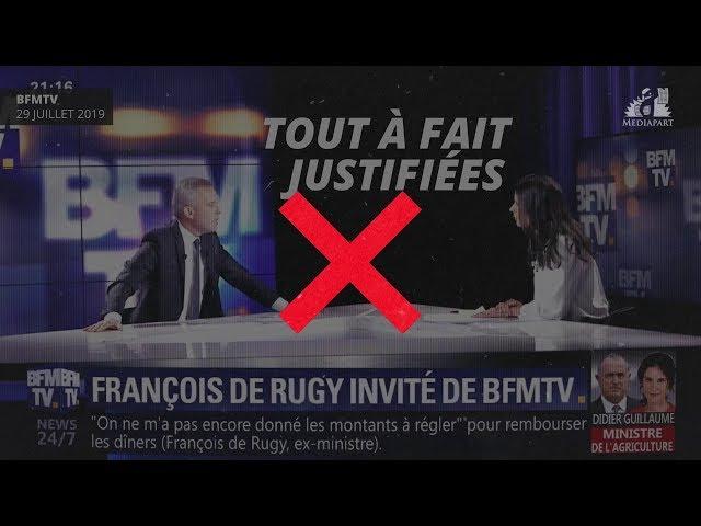 Video pronuncia di De Rugy in Francese