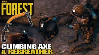 Climbing Axe & Rebreather Location | The Forest Gameplay | E08