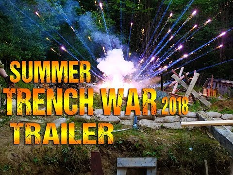 Friends spend $2,000+ on Fireworks every year to have a Battle, heres this years trailer