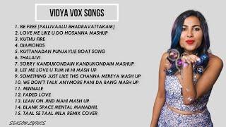 Top Vidya Vox songs collection 2021 || best juke box of vidya vox & vidya vox mashup