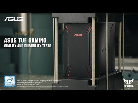 Quality and Durability - TUF Gaming | ASUS