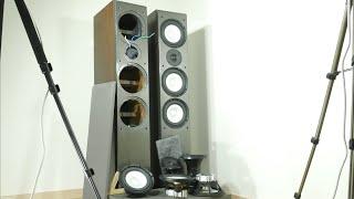 TEARDOWN $3000 Magnat floorstanding speakers - What's Inside?