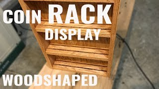 Making A Military Display Rack \ How To - Woodworking