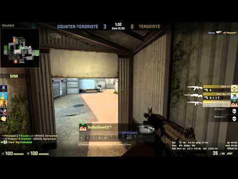 ► CZ Livestream | CS:GO | E01 | Darwy a Bubla | [FULLHD] [PC]