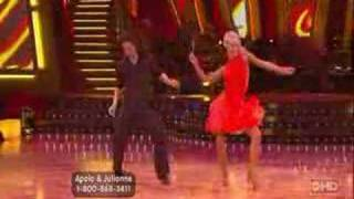Dancing with the Stars - Apolo and Julianne (Mambo)