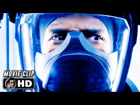 FANTASTIC FOUR Clip - Countdown (2015) Michael B. Jordan