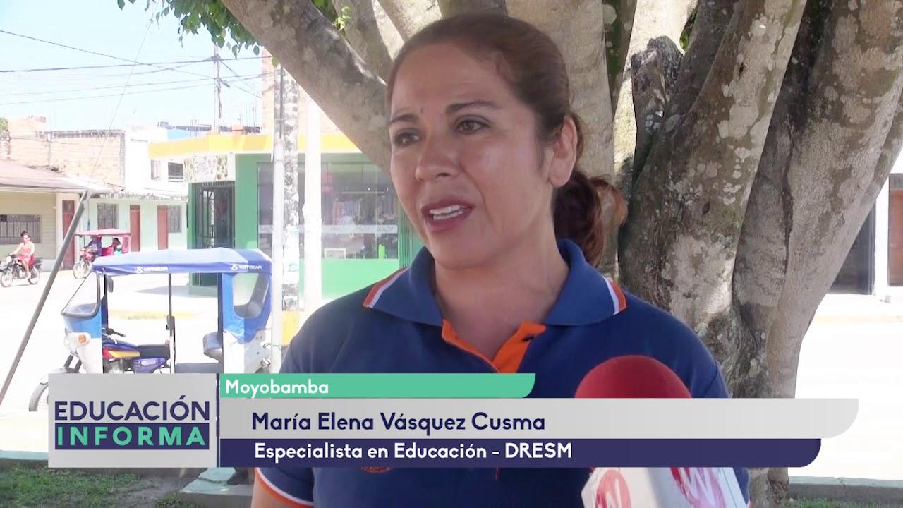 LA DIRECCIÓN REGIONAL DE EDUCACIÓN PARTICIPA EN LA VII MARATÓN PERUANA DE LA LECTURA