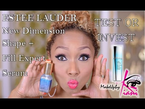 New Dimension Shape + Fill Expert Serum by Estée Lauder #2