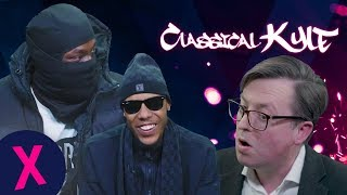 Skengdo X AM Explain 'Gun Talk' To A Classical Music Expert | Classical Kyle | Capital XTRA