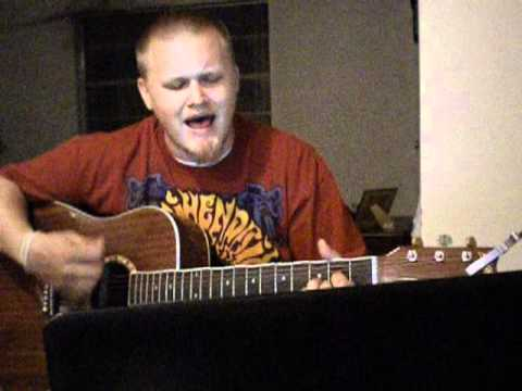 Lynyrd Skynyrd - All I Can Do Is Write About It Acoustic Cover - Evan Hartwig