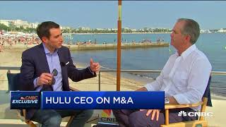 Hulu CEO Randy Freer On The Disney And Comcast Battle For Fox   CNBC
