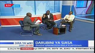 Baadhi ya wabunge wa NASA wamkosoa kinara Raila Odinga kutokujiapisha: Dira ya Wiki