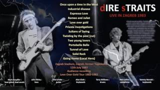 Portobello Belle — Dire Straits 1983 Zagreb LIVE [audio only] 14-MIN REGGAE VERSION!!