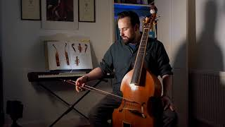 Tutorial No. 6: Legato bow-strokes with Sam Stadlen