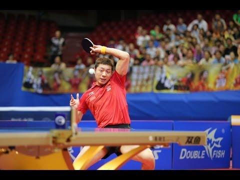 World 1 Ma Long An Ittf Tribute Edmonton Table Tennis Club