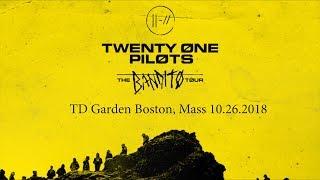Twenty One Pilots Bandito Tour Boston 2018